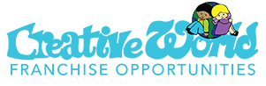 how-to-start-a-preschool-franchise-perfect-Creative-World-School-Logo